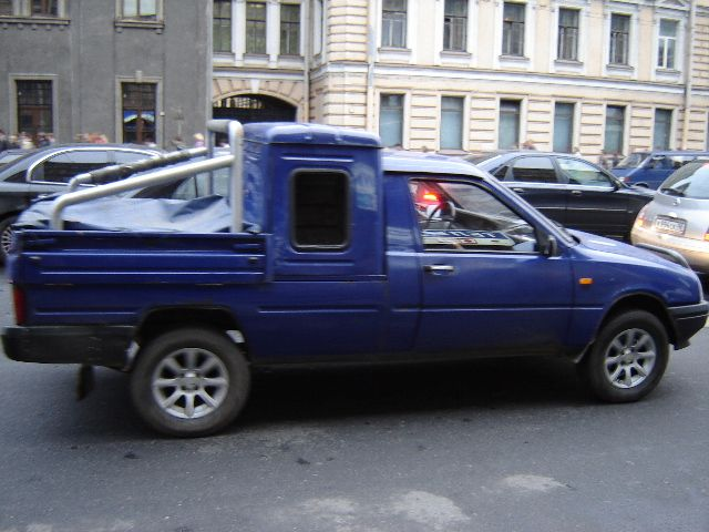 weird Russian tuning and car modifications 93