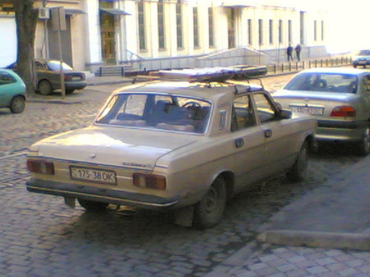weird Russian tuning and car modifications 95