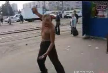 I like a russian guy dancing
