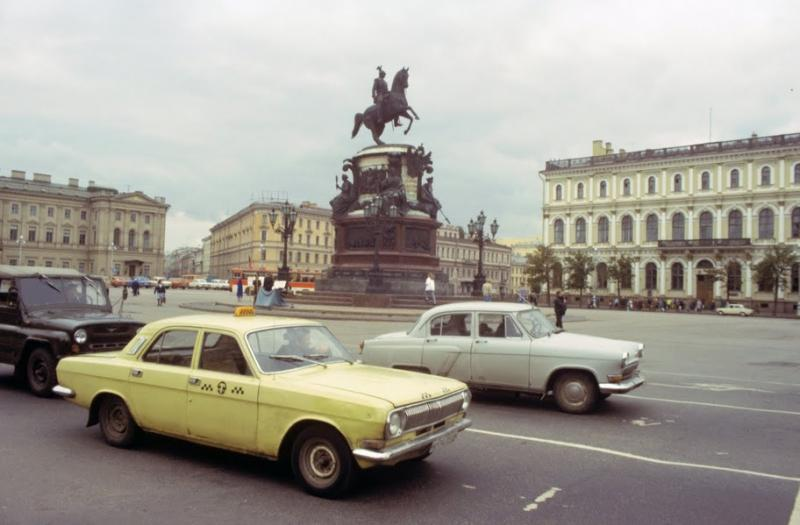 Moscow And Leningrad in 1990 9