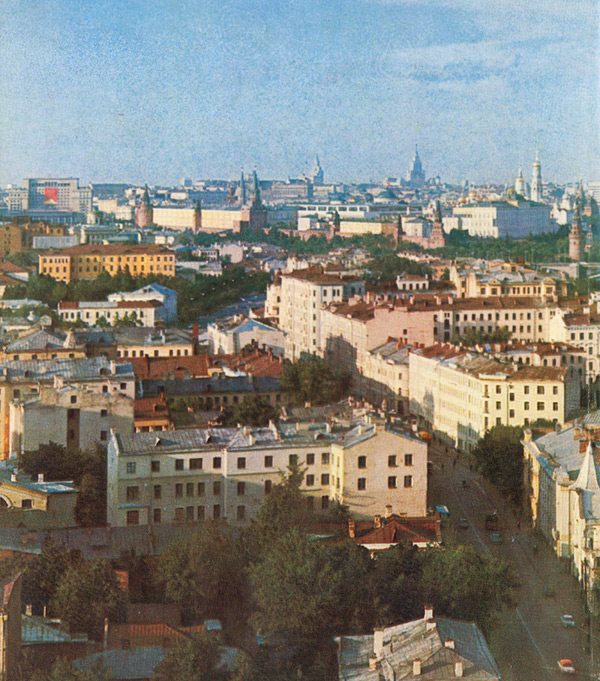 Moscow at 80s