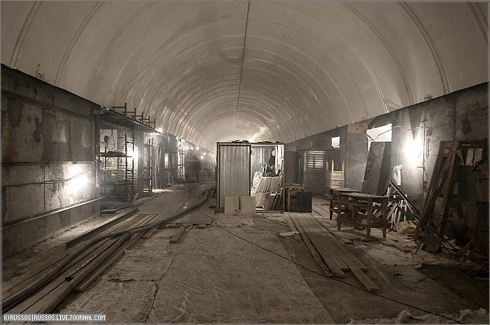 moscow subway 36