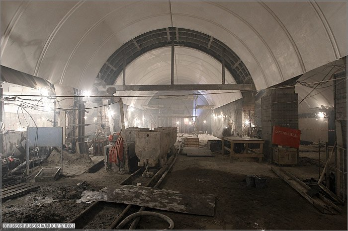 moscow subway 37
