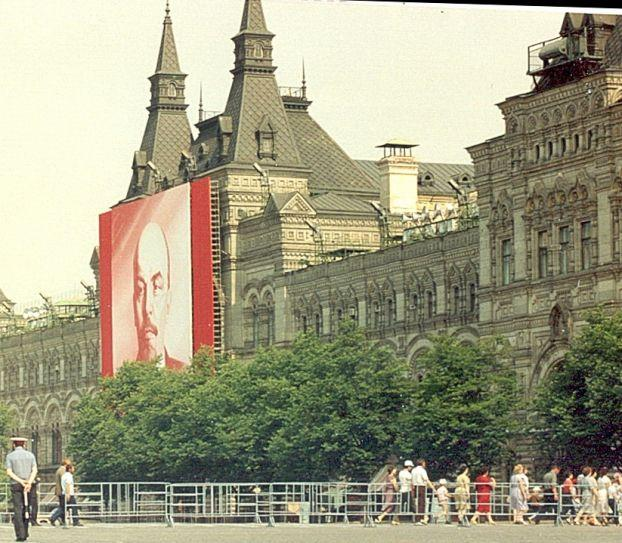 Moscow at the end of 80s 21