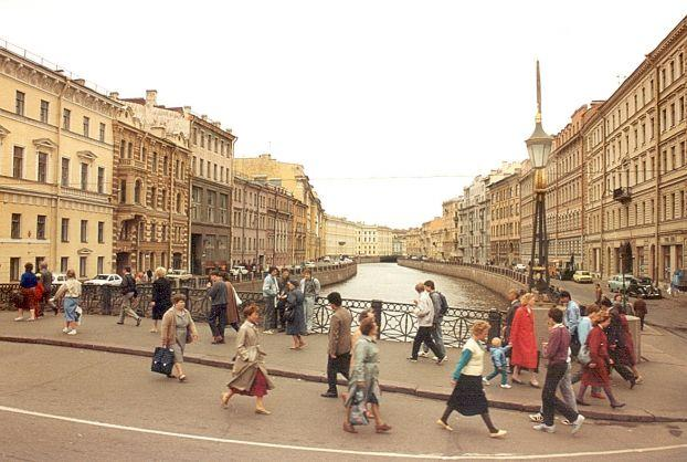 Moscow at the end of 80s 22