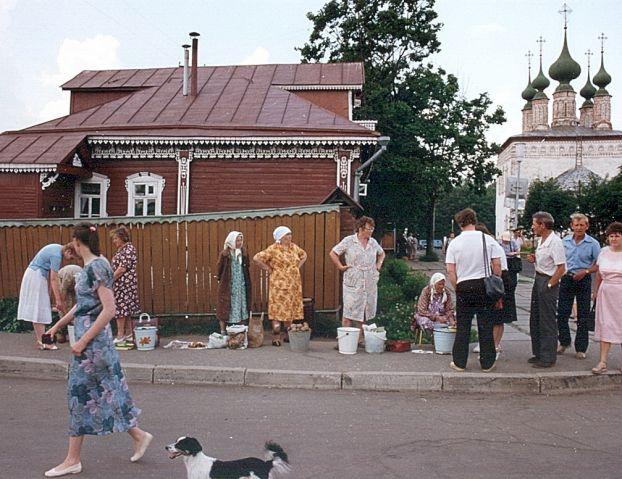 Moscow at the end of 80s 3