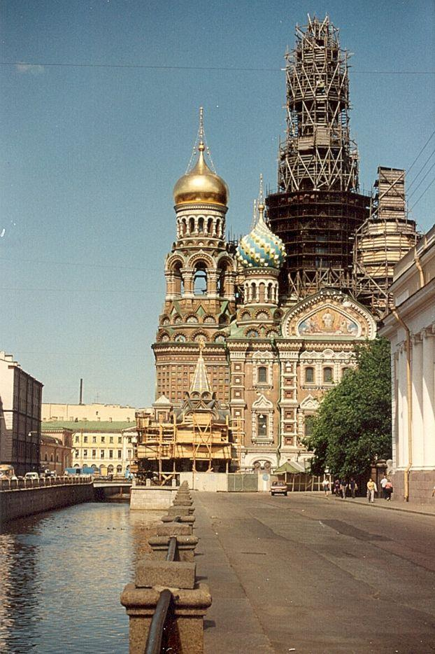 Moscow at the end of 80s 39