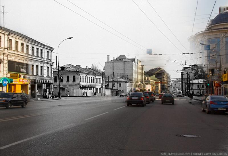Moscow In a Fog of Time 4