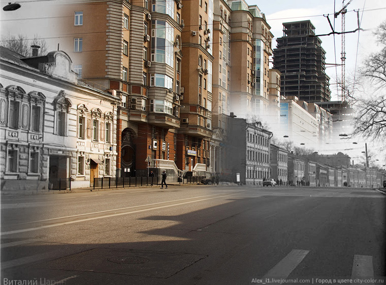 Moscow In a Fog of Time 5