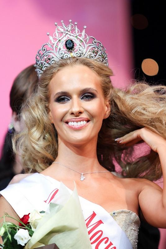 ملكة جمال موسكو