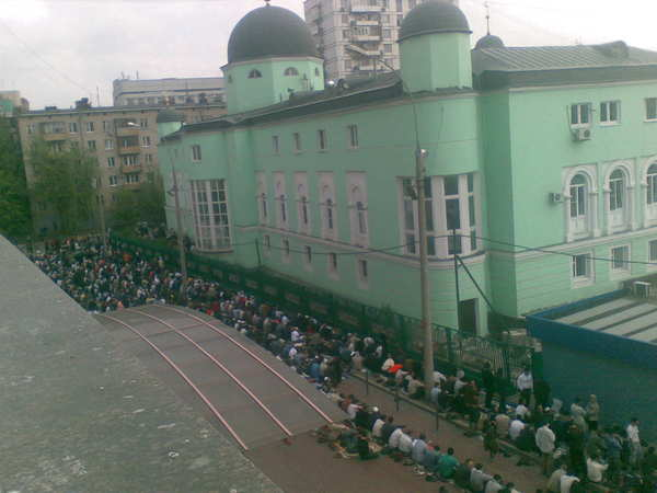 moscow mosque 1