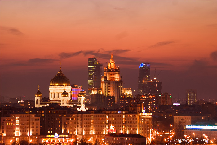 Moscow, Russia 5