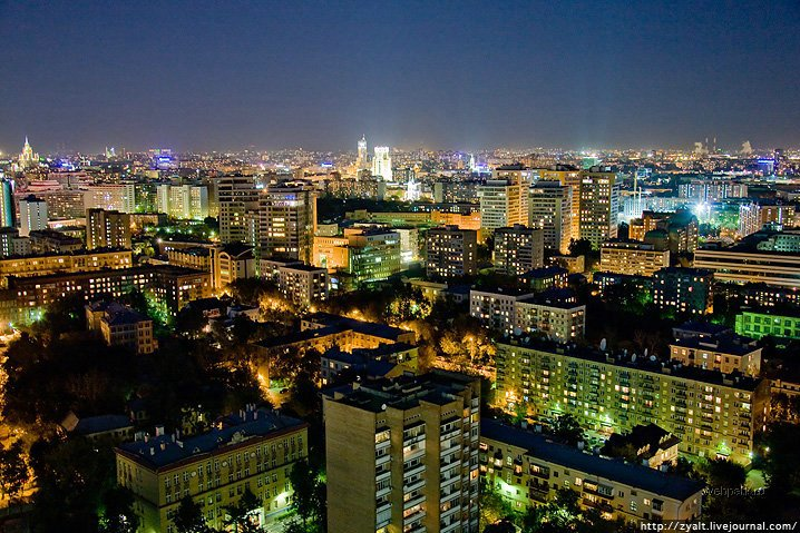 Moscow city view 10