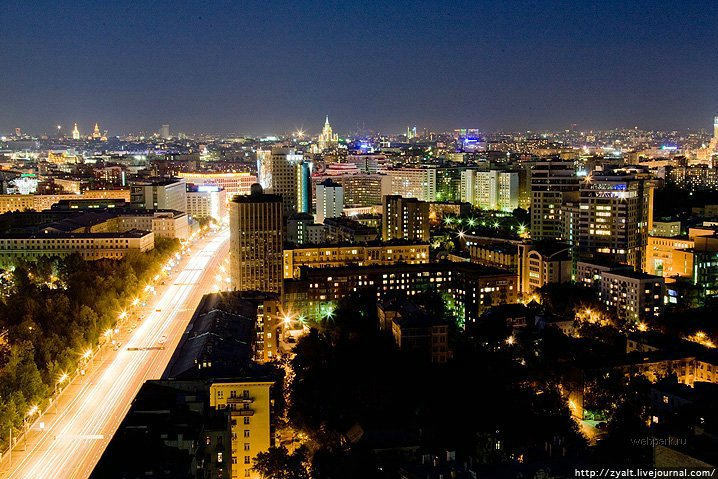 Moscow city view 11