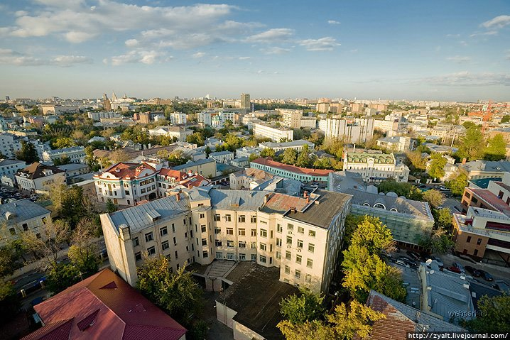 Moscow city view 20