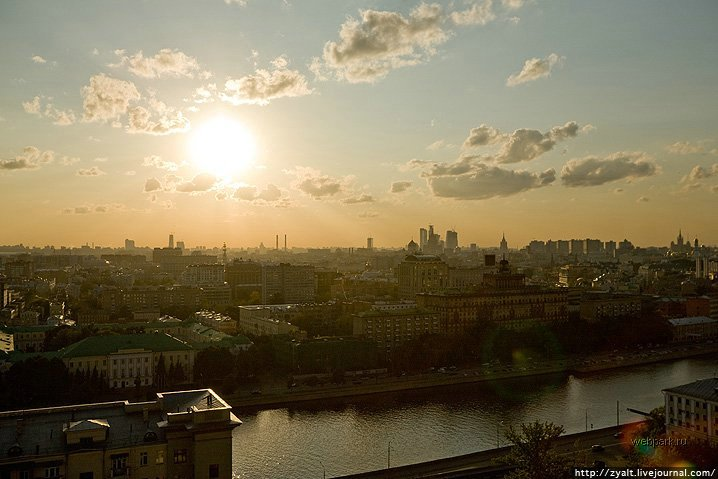 Moscow city view 22
