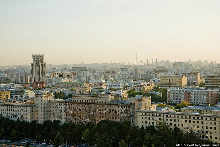 Moscow city view 26