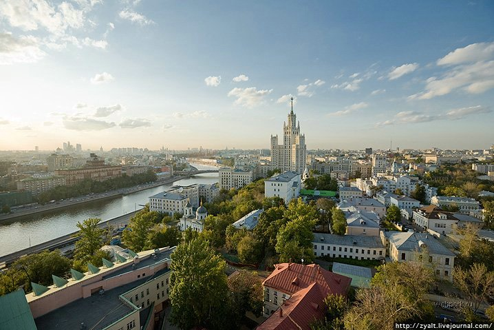 Moscow city view 29