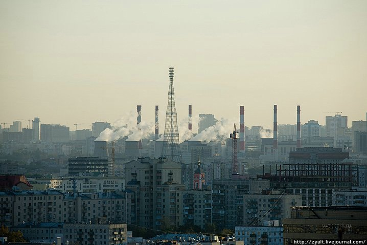 Moscow city view 32
