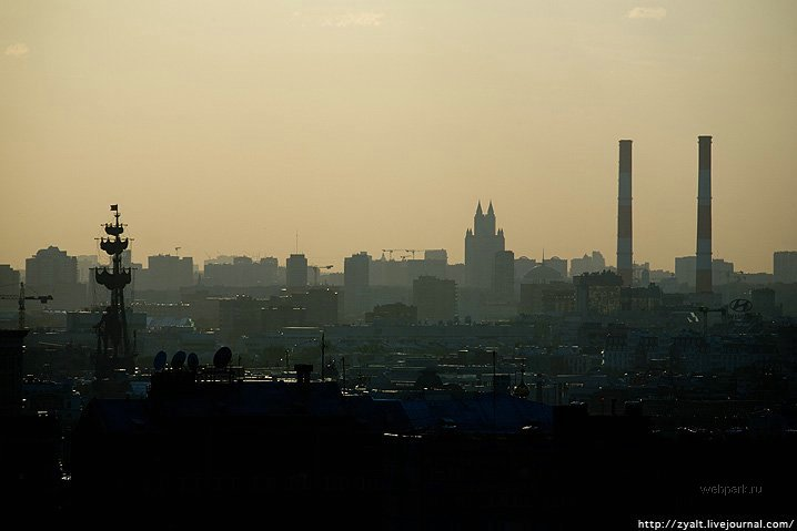 Moscow city view 33