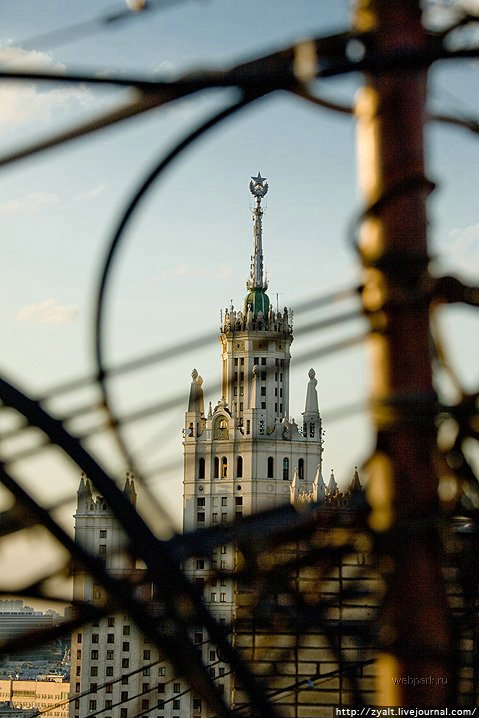 Moscow city view 35