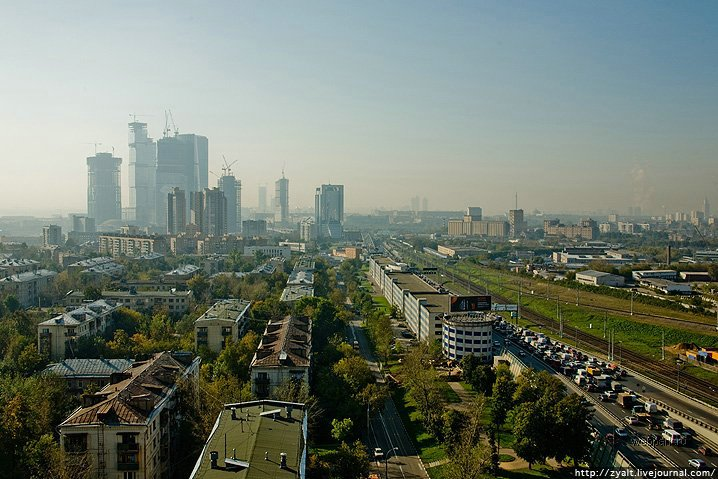 Moscow city view 41