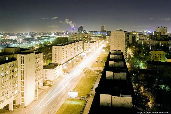 Moscow city view 45