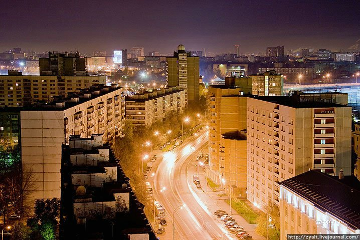 Moscow city view 48