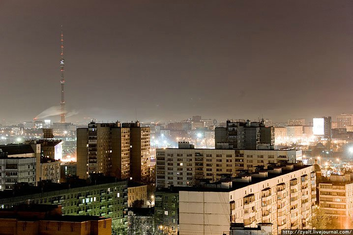 Moscow city view 49