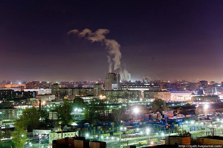 Moscow city view 51