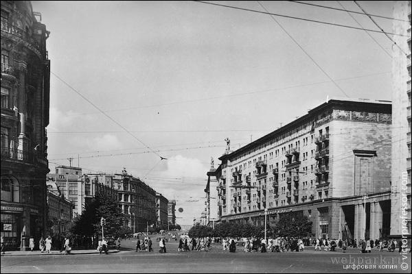 Russia, Moscow, vintage photo 11