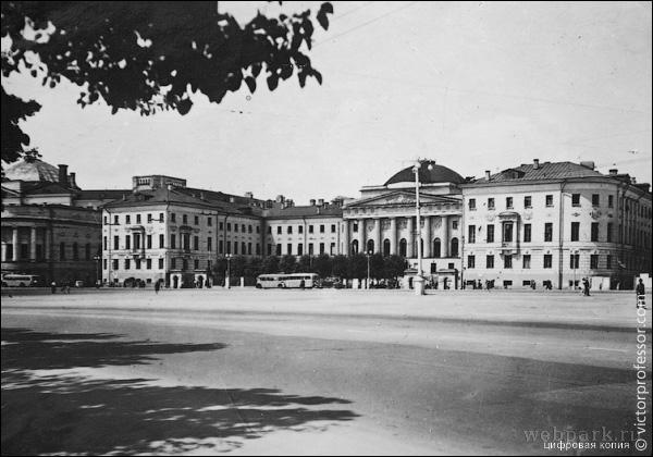 Russia, Moscow, vintage photo 5