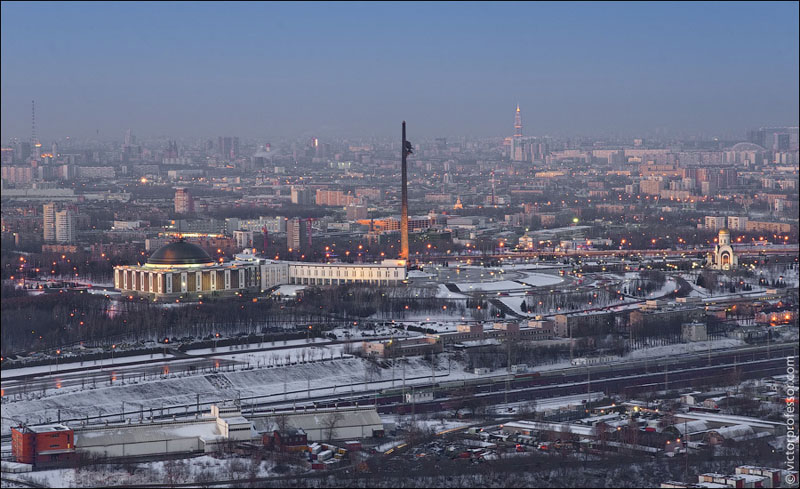 Views of Moscow, Russia 3