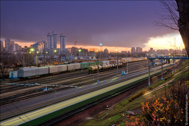 Views of Moscow, Russia 4