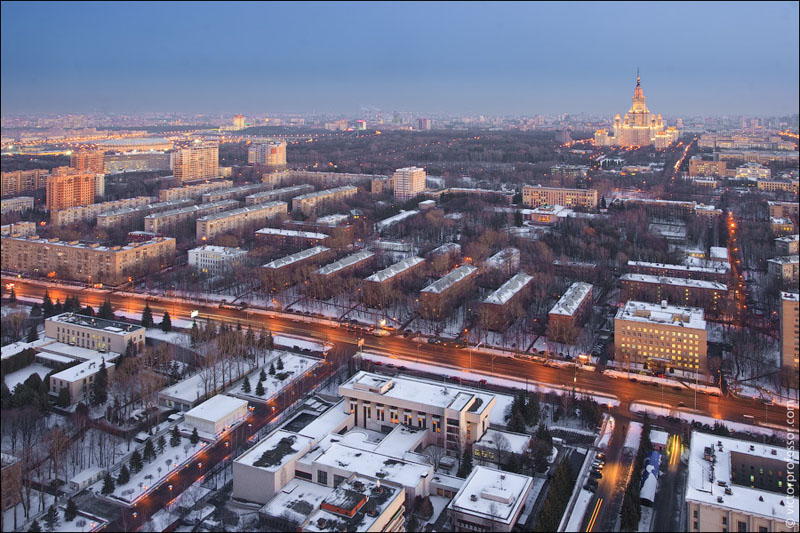 Views of Moscow, Russia 5