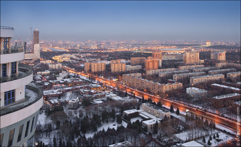 Views of Moscow, Russia 6