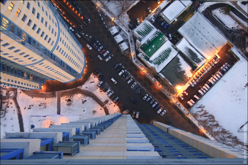 Views of Moscow, Russia 7