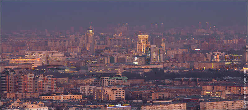 Views of Moscow, Russia 10