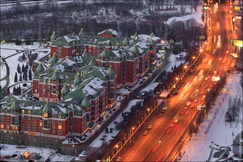 Views of Moscow, Russia 11
