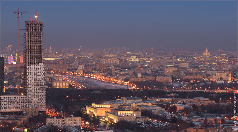 Views of Moscow, Russia 14
