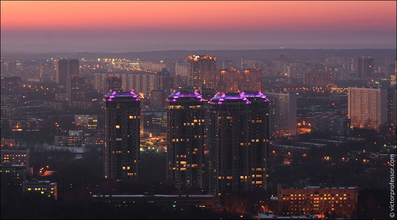 Views of Moscow, Russia 15