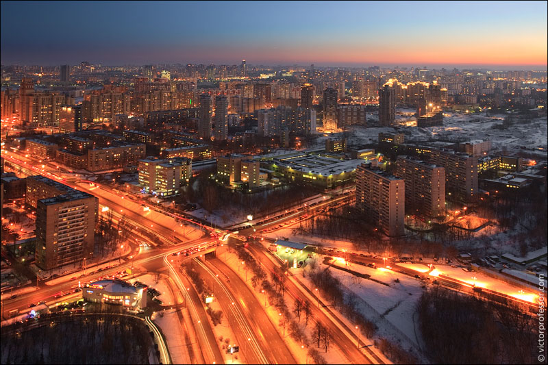 Views of Moscow, Russia 18