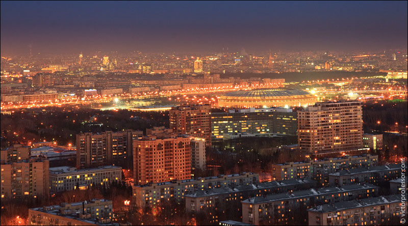 Views of Moscow, Russia 20