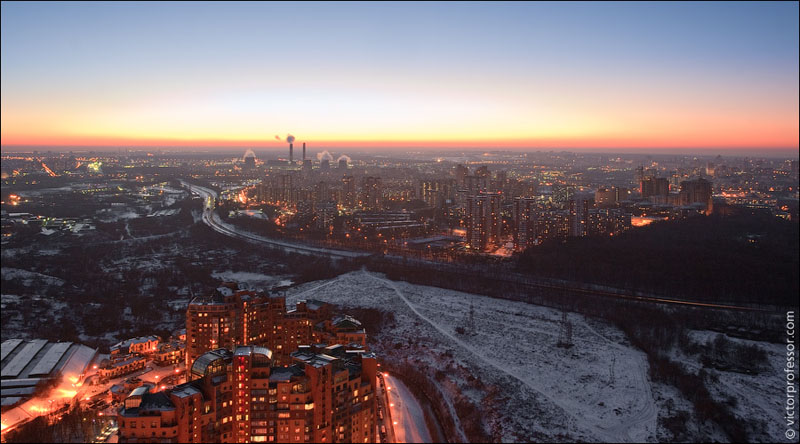 Views of Moscow, Russia 22