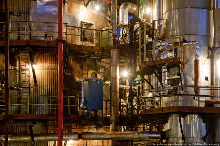 Refinery in Moscow 2