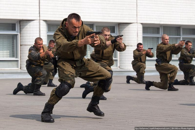 Moscow SWAT 15