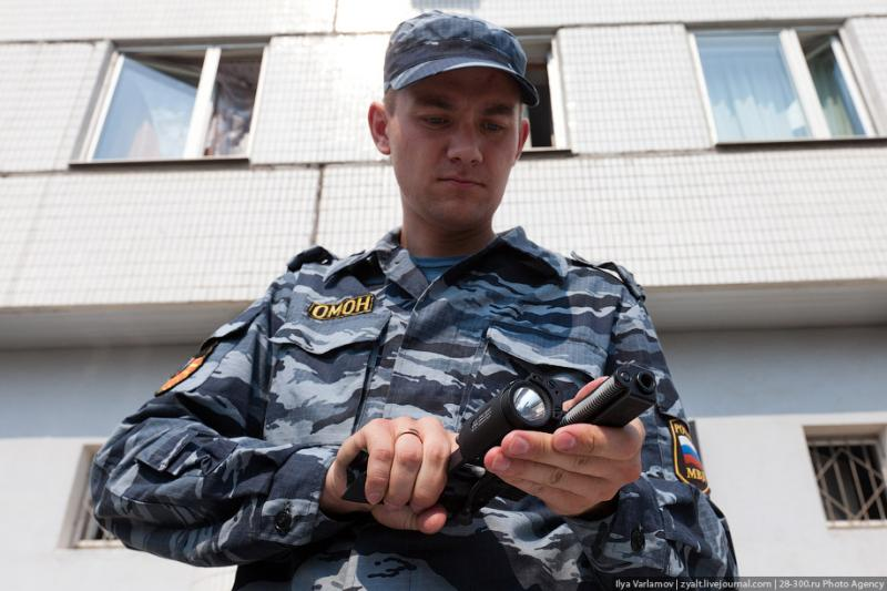 Moscow SWAT 21