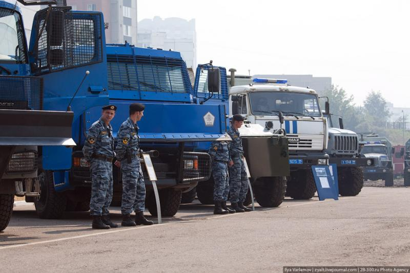 Moscow SWAT 25