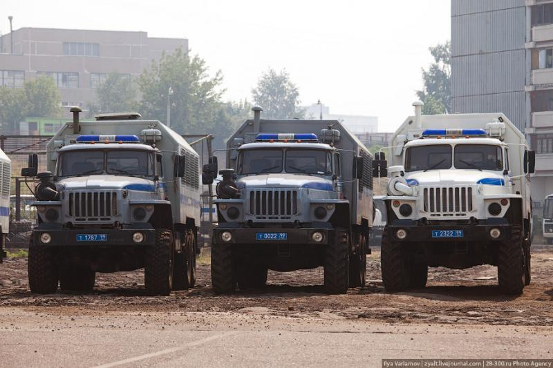 Moscow SWAT 27