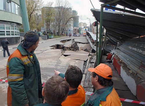 Russian Volcanoe in Moscow 7